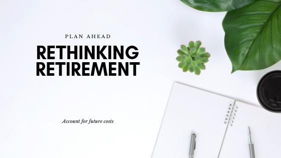 Rethinking Retirement blog graphic